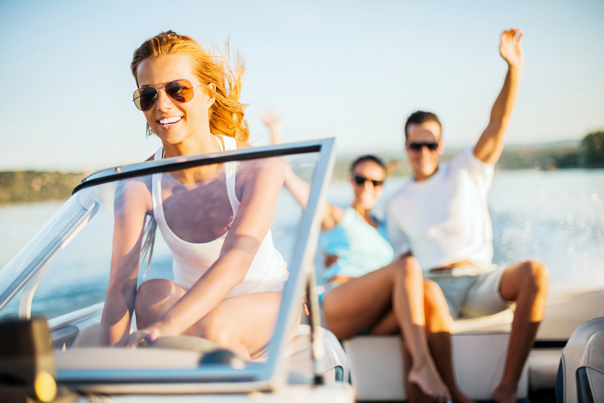 Kelowna Vacation Rentals: Add a Boat Rentals for Summer Fun
