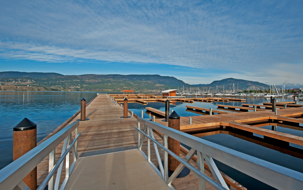 Downtown Marina makes moorage easy, placing visitors within steps of the city's marquee attractions.