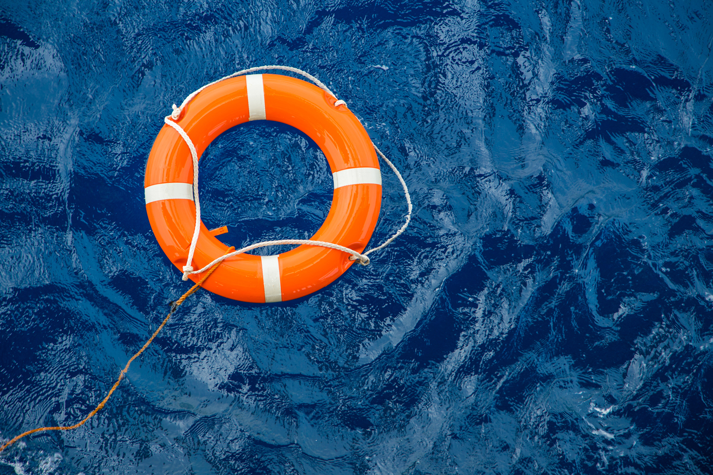 A big part of boat safety is knowing what to do in case of an emergency.